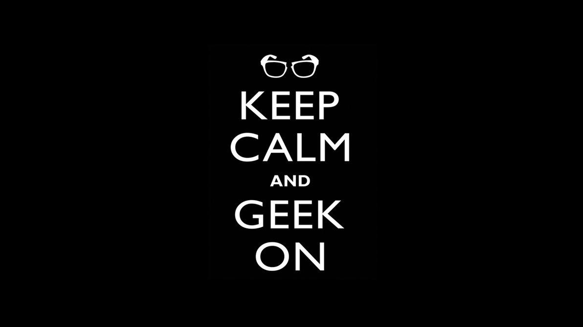 geek nedir