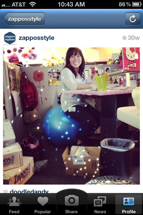 VA-Zappos的
