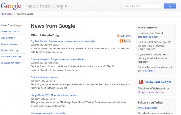 googlepress