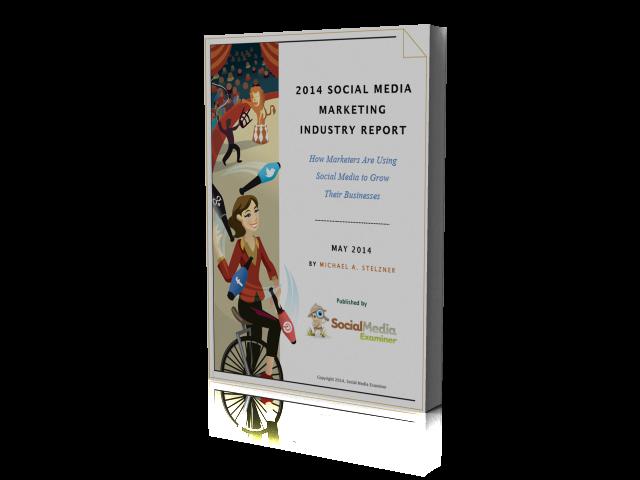 2014年社交媒体营销行业报告