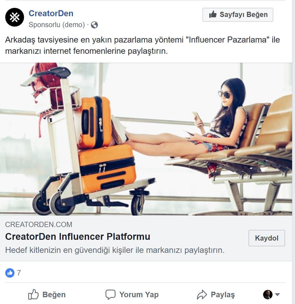 creatorden reklam