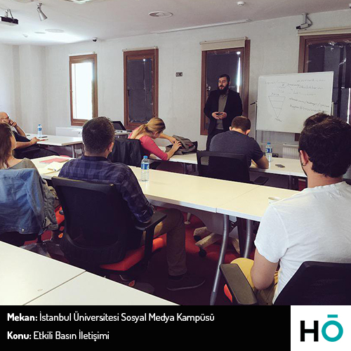 stanbul Üniversitesi Sosyal Medya Kampüsü