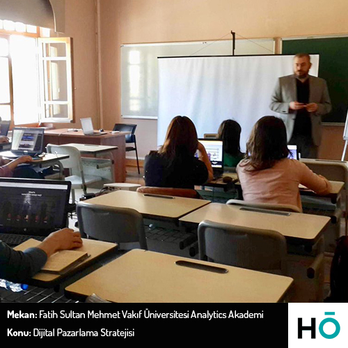 Fatih Sultan Mehmet Vakıf Üniversitesi Analytics Akademi