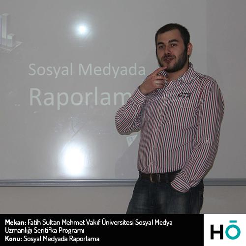 Fatih Sultan Mehmet Vakıf Üniversitesi SEM