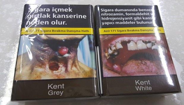 Sigara Paketleri