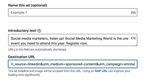 LinkedIn Sponsorlu Reklamınızı Oluşturun